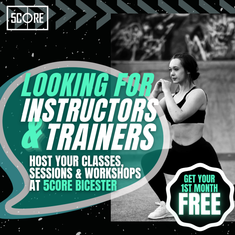 Email bookings@5core.co.uk for more information and to claim offer.